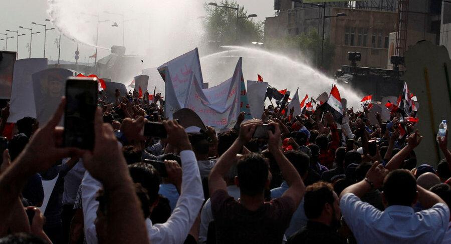 اعتراض ها در عراق