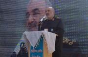 سردار سلامی: ما برای ساختن این کشور عجله داریم