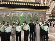 فرماندهان ناجا با آرمانهای امام راحل تجدید میثاق کردند