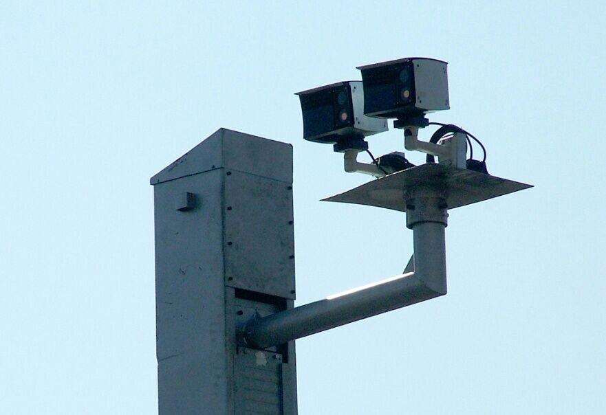 پلیس با ۱۰۹ دوربین، ترافیک مسیر زائران حسینی را کنترل میکند