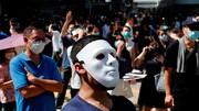 بحران هنگ کنگ | ماسک زدن در تظاهرات ممنوع میشود