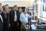 تصاویر | تهرانگردی حناچی ؛ موزه دخانیات افتتاح شد