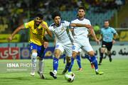 پیروزی نفت مسجد سلیمان مقابل پیکان در یک بازی پرگل