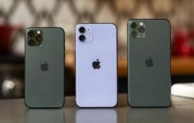افزایش تولید سری گوشیهای آیفون ۱۱