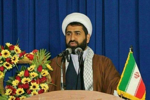 محمد جواد باقری امام جمعه اسالم
