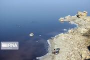 وسعت دریاچه ارومیه بیش از ۱۱۰۰ کیلومتر مربع افزایش یافت