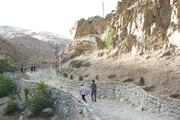 هوای تازه در کوههای دارآباد