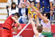 جام جهانی والیبال | ایران، استرالیا را شکست داد