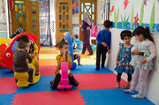 هفتهای متفاوت برای کودکان مازندرانی