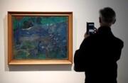 حراج یکی از آثار گوگن در پاریس