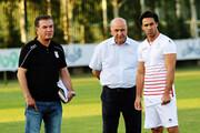 حمید استیلی سرمربی تیم ملی امید شد