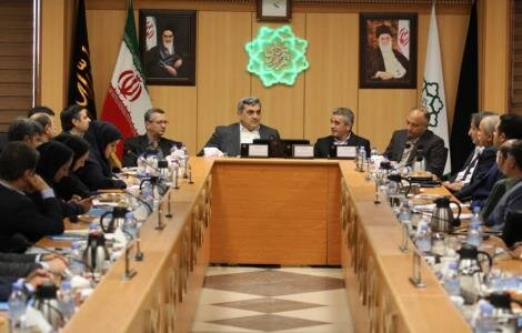نشست كميسيون شهرسازي و معماري مجمع شهرداران كلانشهرها