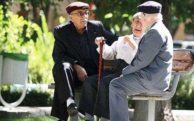 آسيب رواني سالمندان گرفتار بيماريهاي جسمي