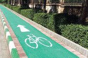 احداث اولین مسیر اختصاصی دوچرخهسواری ۱۴ کیلومتری شهر تهران