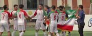 فوتبال ۵ نفره قهرمانی آسیا؛ صعود ایران به فینال و کسب سهمیه پارالمپیک