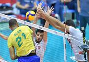 جام جهانی والیبال؛ شکست ایران مقابل تیم اول جهان