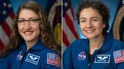 ۱۵ روز دیگر اولین راهپیمایی فضایی زنان فضانورد