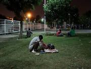 برخورد با معتادان غیربومی در بندرعباس