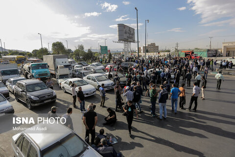 تجمع کارگران آذراب « اراک»