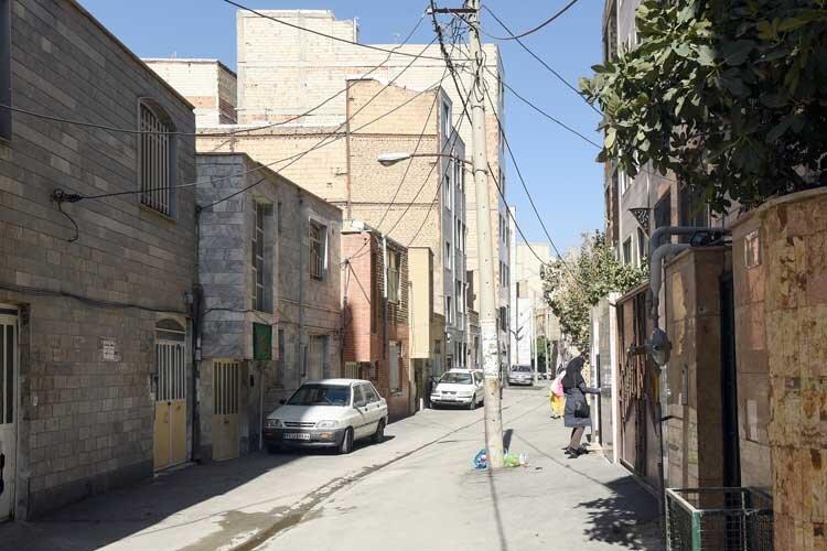 ساختوسازهايي بدون رعايت جزئيات شهرسازي