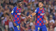 هفته ۸ لالیگا؛ بارسلونا با گلباران سویا به رده دوم جدول رسید