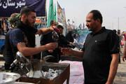 آغوش باز مهران برای زائران اربعین