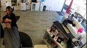 فیلم | ورود گوزن به آرایشگاه