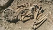 کشف اسکلت ۵ هزار ساله در ترکیه