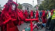 عکس روز: بریگاد سرخ