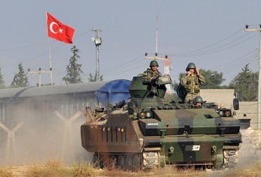تانك ارتش ترکیه