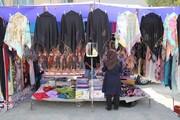 برپایی دوشنبه بازار در بوستان پیروزی