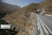 آزادراه تهران - شمال آذر امسال به خط پایان میرسد
