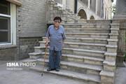 مردی که روزی ۳۰ کیلومتر در تهران راه میرفت