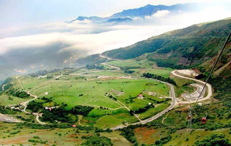 فرصت گردشگری اردبیل در۲۰۲۳