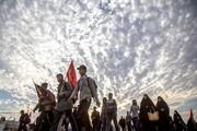آخرین وضعیت آب و هوا در مناطق مرزی ایران و عراق