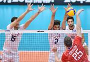 جام جهانی والیبال؛ شکست ایران مقابل آمریکا