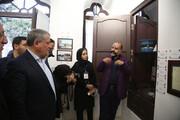 افتتاح خانه موزه مینایی بهعنوان روایتخانه خیابان ولیعصر(عج)