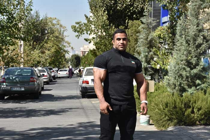 ورزشکار تهرانپارس