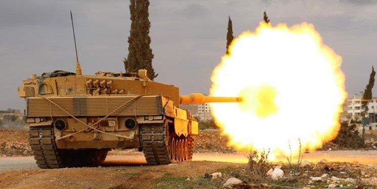 ترکیه - سوریه