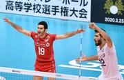 پیروزی دشوار والیبال ایران برابر آرژانتین | چهارمین برد به دست آمد