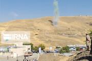 رزمایش الی بیت المقدس بسیج در کردستان برگزار شد
