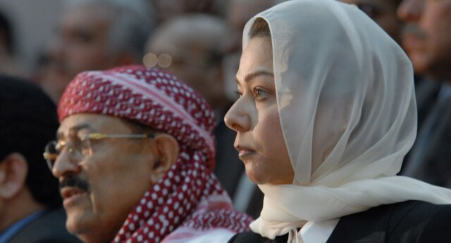 واکنش دختر صدام به اذعان ترامب به اشتباه بودن حمله به عراق