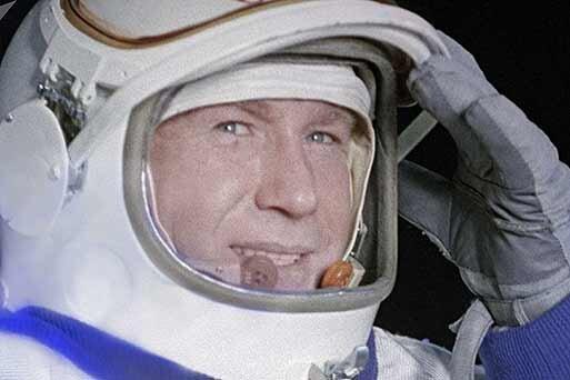 الکسی آرخیپوویچ لئونوف، کیهاننورد