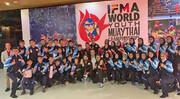 تیم موی تای  ایران در مسابقات جهانی ترکیه ۱۷ مدال به دست آورد