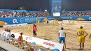بازیهای جهانی ورزشهای ساحلی | قطر؛ پیروزی تیم فوتبال ساحلی ایران مقابل اوکراین