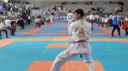 دومین مرحله لیگ کاراته وان ایران؛ نفرات برتر رده سنی امید پسران معرفی شدند