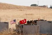 آتش توپخانههای ترکیه بر روی نیروهای آمریکایی