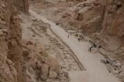 کشف کارگاه و مومیایی در مصر