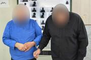 زورگیران سمند سوار با وثیقه ۳ میلیاردی روانه زندان شدند