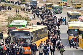 اعزام ۶۰۰ دستگاه اتوبوس شهرداری تهران برای جابهجایی زائران اربعین